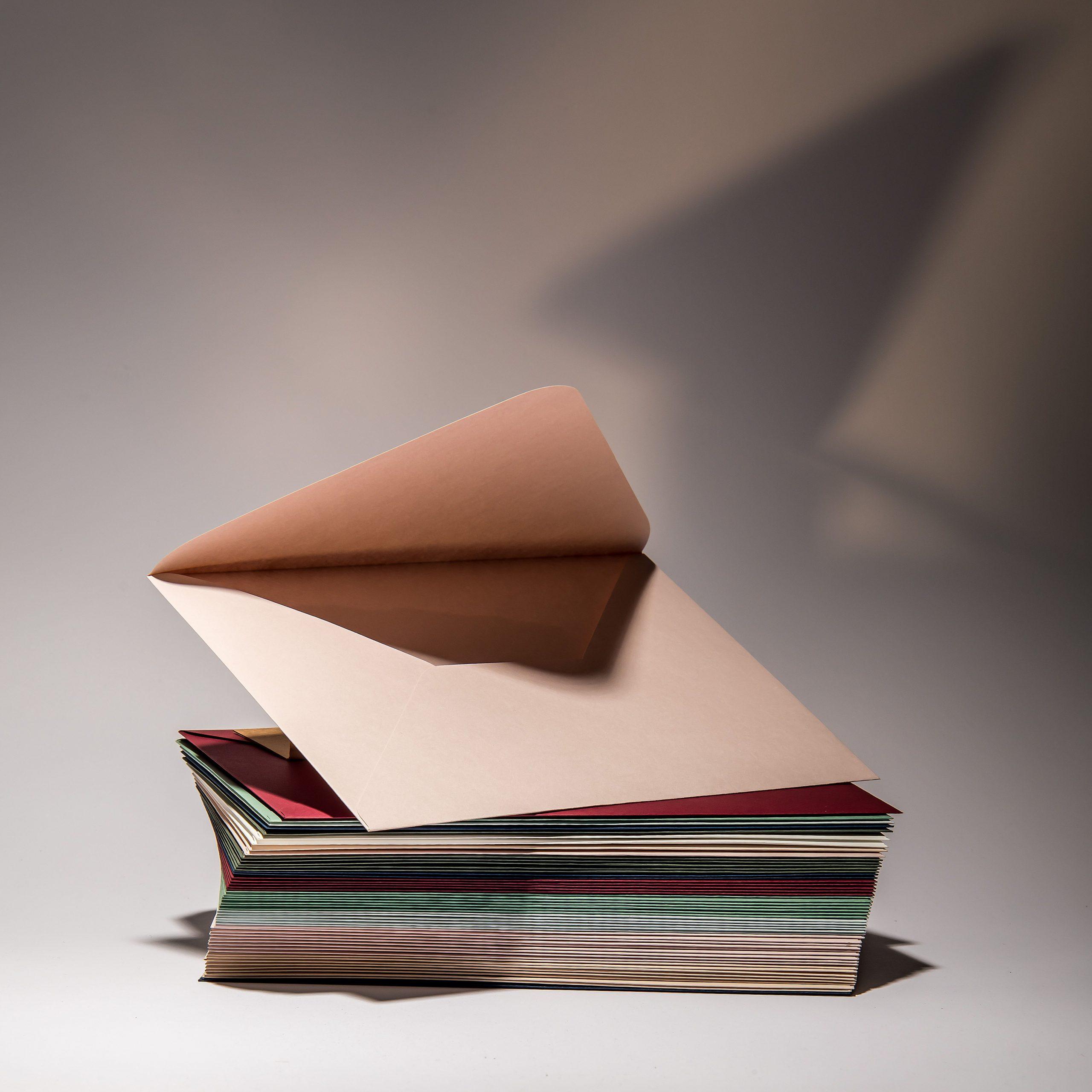 Papír a obálky